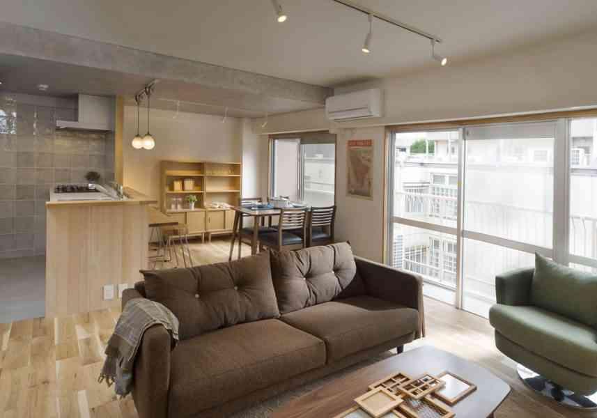 中古住宅を活用し、間取りやデザインなど自由にリノベーションすることで世界に1つしかない自分だけのお部屋が手に入ります。